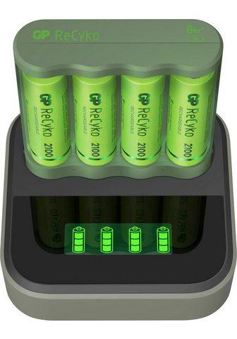 GP Batteries »USB-Akkuladegerät B421 su Docking Sta...