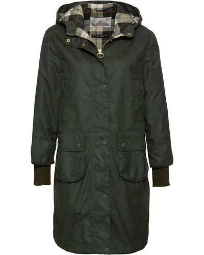 Короткое пальто Barbour