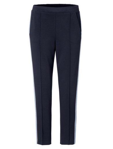 Conleys Blue Hose mit seitlichen Galonstreifen