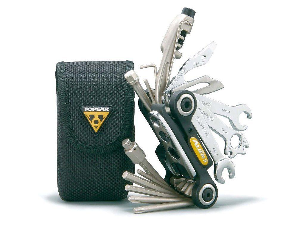 Topeak Werkzeug & Montage »Alien 2 Miniwerkzeug«