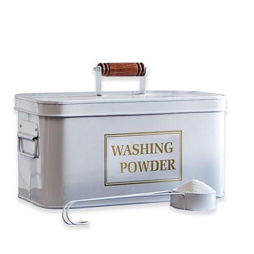 Loberon Waschmittelbehälter »Washing«