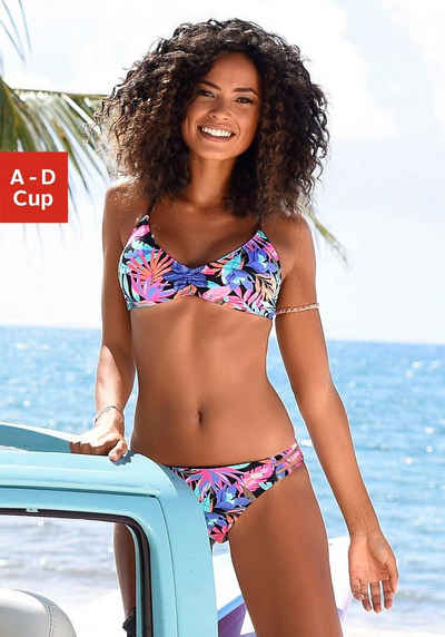 a0f283c085 Triangel-Bikini-Top »Pitch«, mit stylischer Rückenlösung