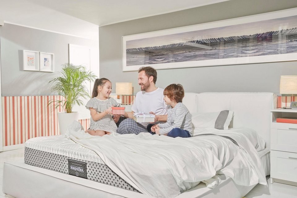 Visco Matratze Dolce Vita Comfort Dual 9 Firm Magniflex 23 Cm Hoch Raumgewicht 50 Premium Luxusmatratze Mit Doppelkern Online Kaufen Otto