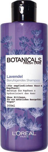 BOTANICALS Haarshampoo »Lavendel«, beruhigend