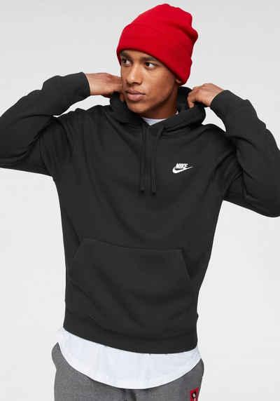 df4833aeb0df76 Nike Sportswear Kapuzensweatshirt »M NSW CLUB HOODIE PO BB«