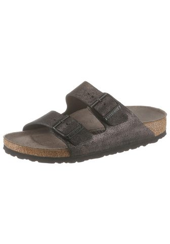 BIRKENSTOCK Šlepetės »ARIZONA WASHED METALLIC«