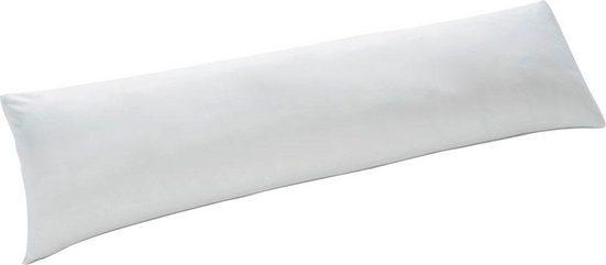 Kissenbezug »Seitenschläferkissen«, Schlafgut, aus weichem Jersey mit Elasthan