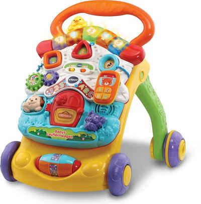 Vtech® Lauflernwagen »Babys Lauflernwagen«, mit Sound
