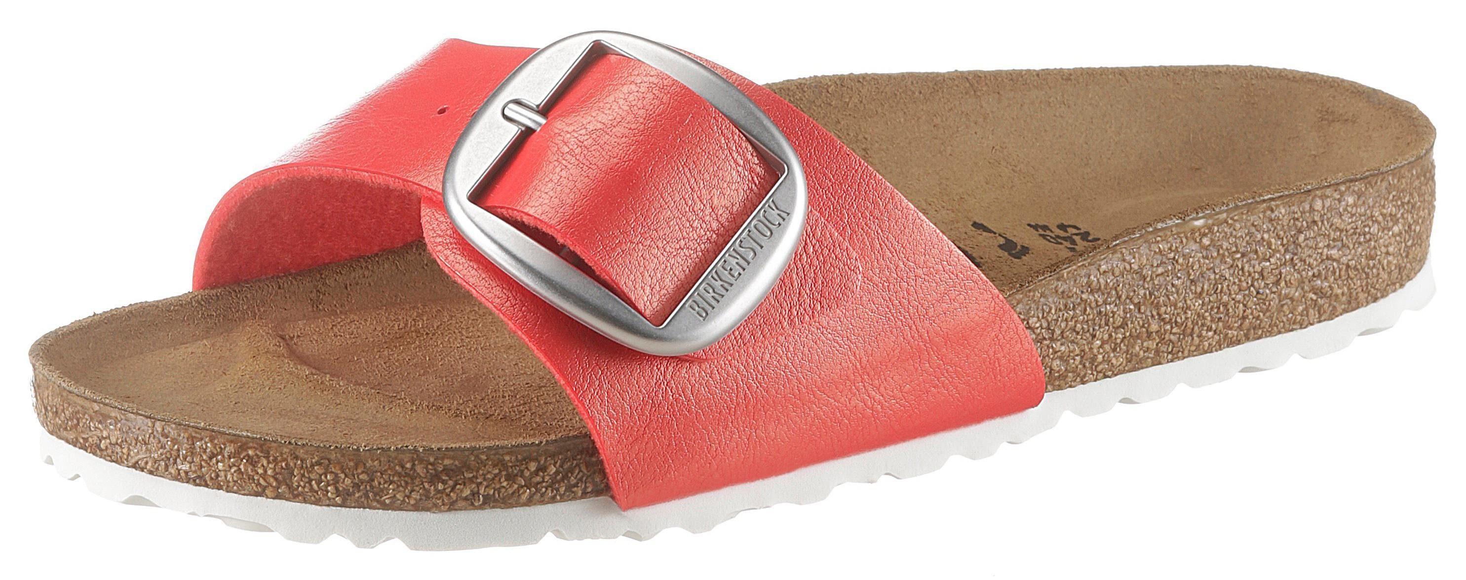 Birkenstock »Madrid« Pantolette in schmaler Schuhweite, mit
