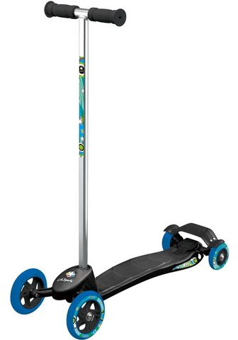 L.A. SPORTS Miniscooter »Kinder-Quad-Scooter Whirl...
