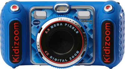 Vtech® »Kidizoom Duo DX, blau« Kinderkamera (5 MP, inklusive Kopfhörer)