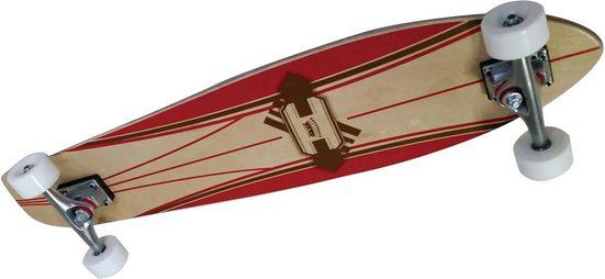 L.A. Sports Longboard »Longboard Concave Cruiser Board«