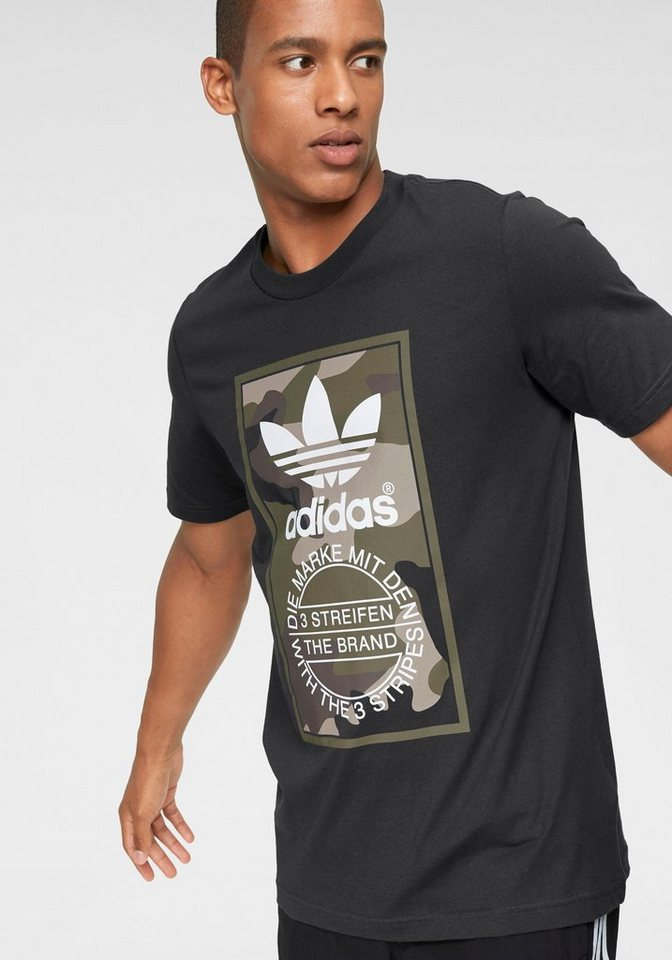 18217ad66d874 adidas Originals T-Shirt »CAMO TEE« online kaufen | OTTO