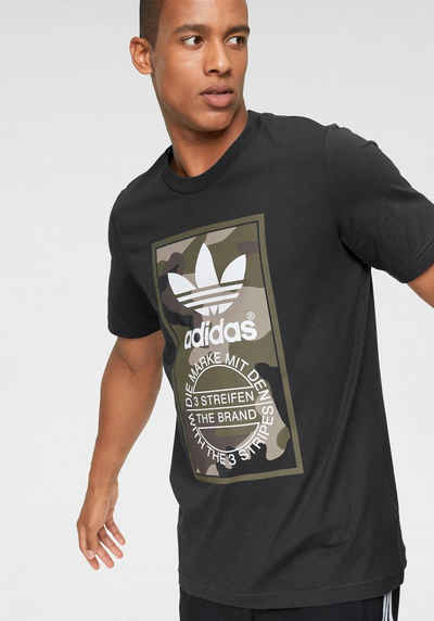 adidas Originals Club T Shirt Gelb Weiss