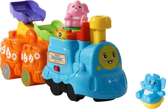 Vtech® Spielzeug-Eisenbahn »ZoomiZooz - Wackelzug«