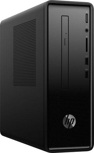 HP Slimline Desktop 290-p0600ng »Intel Core i3, 128 GB + 1 TB, 8 GB«