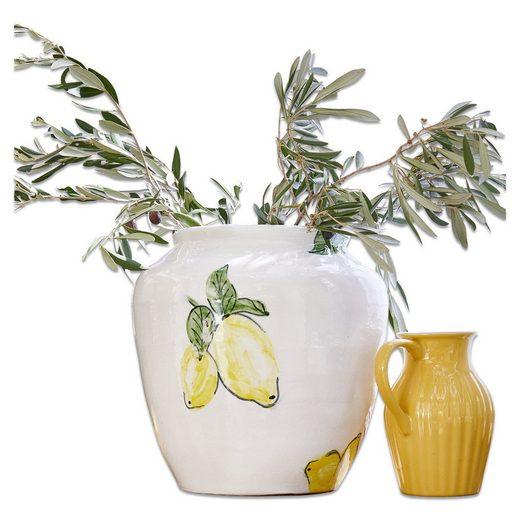 Loberon Vase »Limone«