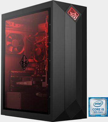 OMEN by HP 875-0102ng Gaming-PC (Intel® Core i5, GTX 1050 Ti, 8 GB RAM, 1000 GB HDD, 128 GB SSD, Luftkühlung)