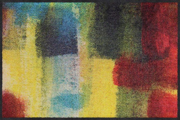 Fußmatte »Canvas«, Salonloewe, rechteckig, Höhe 7 mm, waschbar
