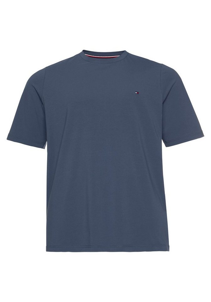 wholesale dealer eee0d bc5ab TOMMY HILFIGER T-Shirt »Big & Tall Stretch Tee« | OTTO