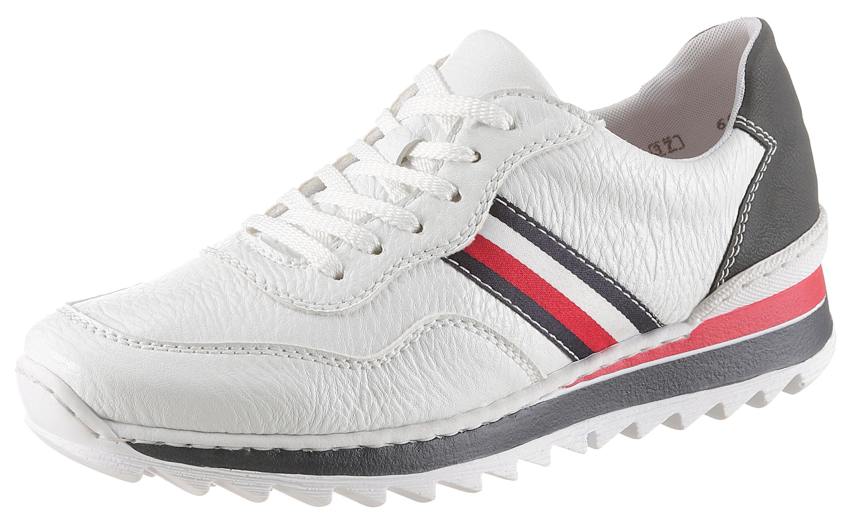 Rieker Sneaker in auffälliger Farbkombi