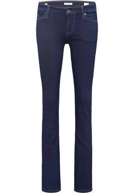 Hosen - MUSTANG Stretch Jeans »Jasmin Slim« ›  - Onlineshop OTTO