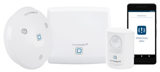 Homematic IP Smart Home »Set Sicherheit – Bild Edition (154593A0)«