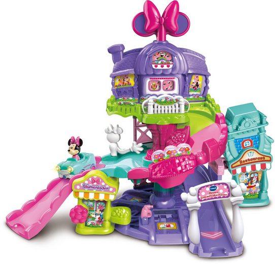 Vtech® Spiel-Gebäude »Tut Tut Baby Flitzer - Minnies Einkaufsabenteuer«
