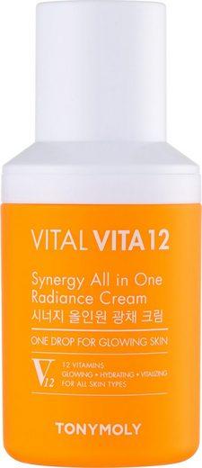 TONYMOLY Tagescreme »Vital Vita 12 All In One Radiance«