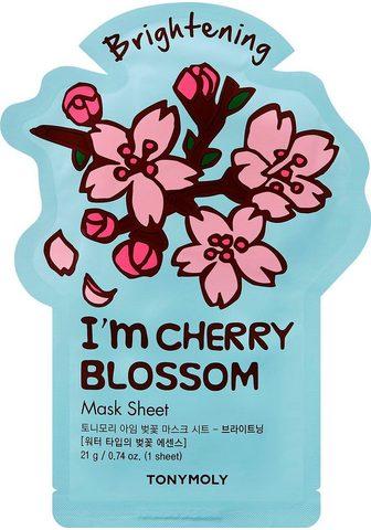"Tuchmaske ""I'm Real Cherry Blosso..."