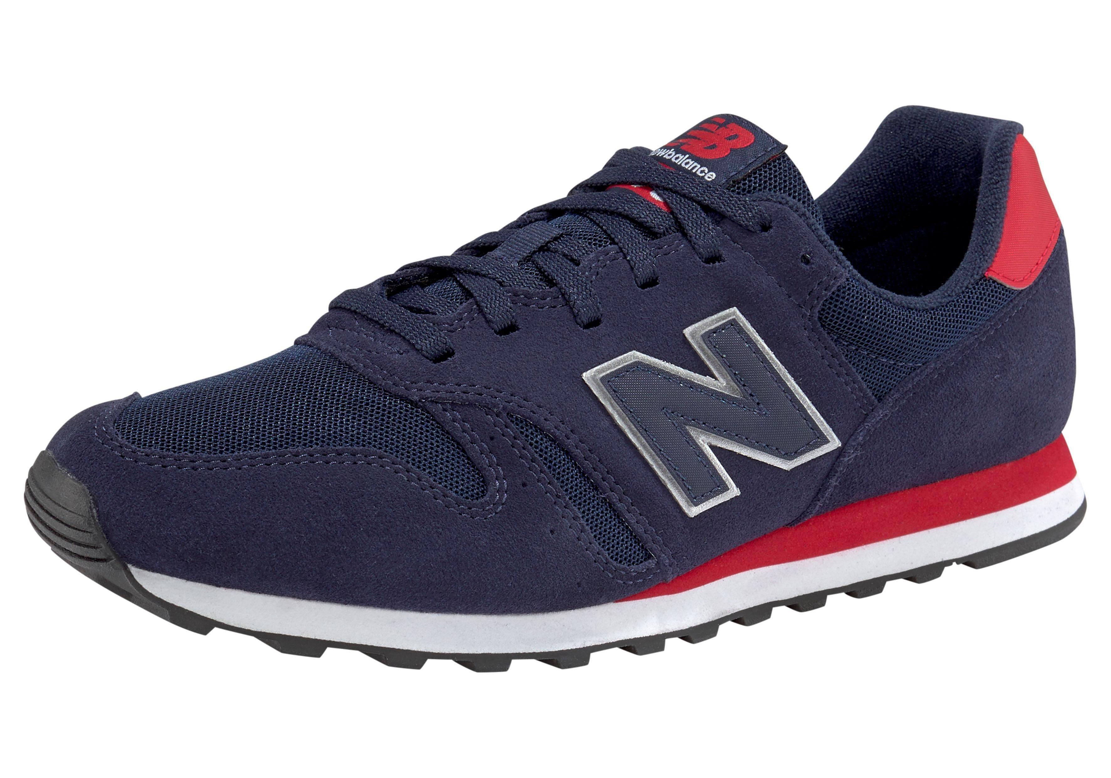 NEW BALANCE Herren 373 Sneaker, Schwarz 44.5 ab 64,98 € im