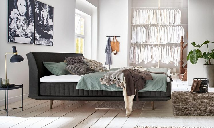 Boxspringbett »Minimum«