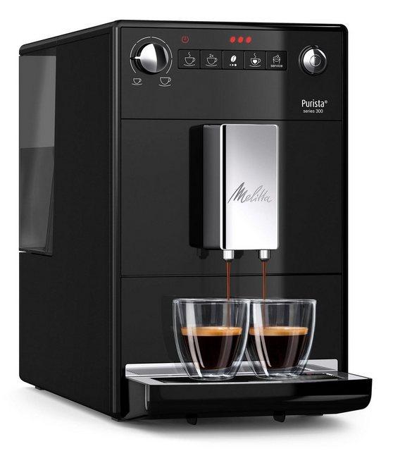 Melitta Kaffeevollautomat Purista F230-102
