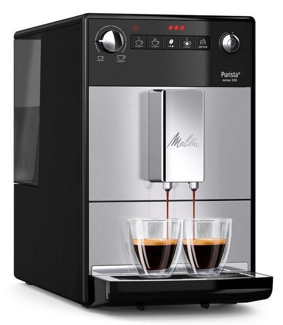 Melitta Kaffeevollautomat Purista F230-101