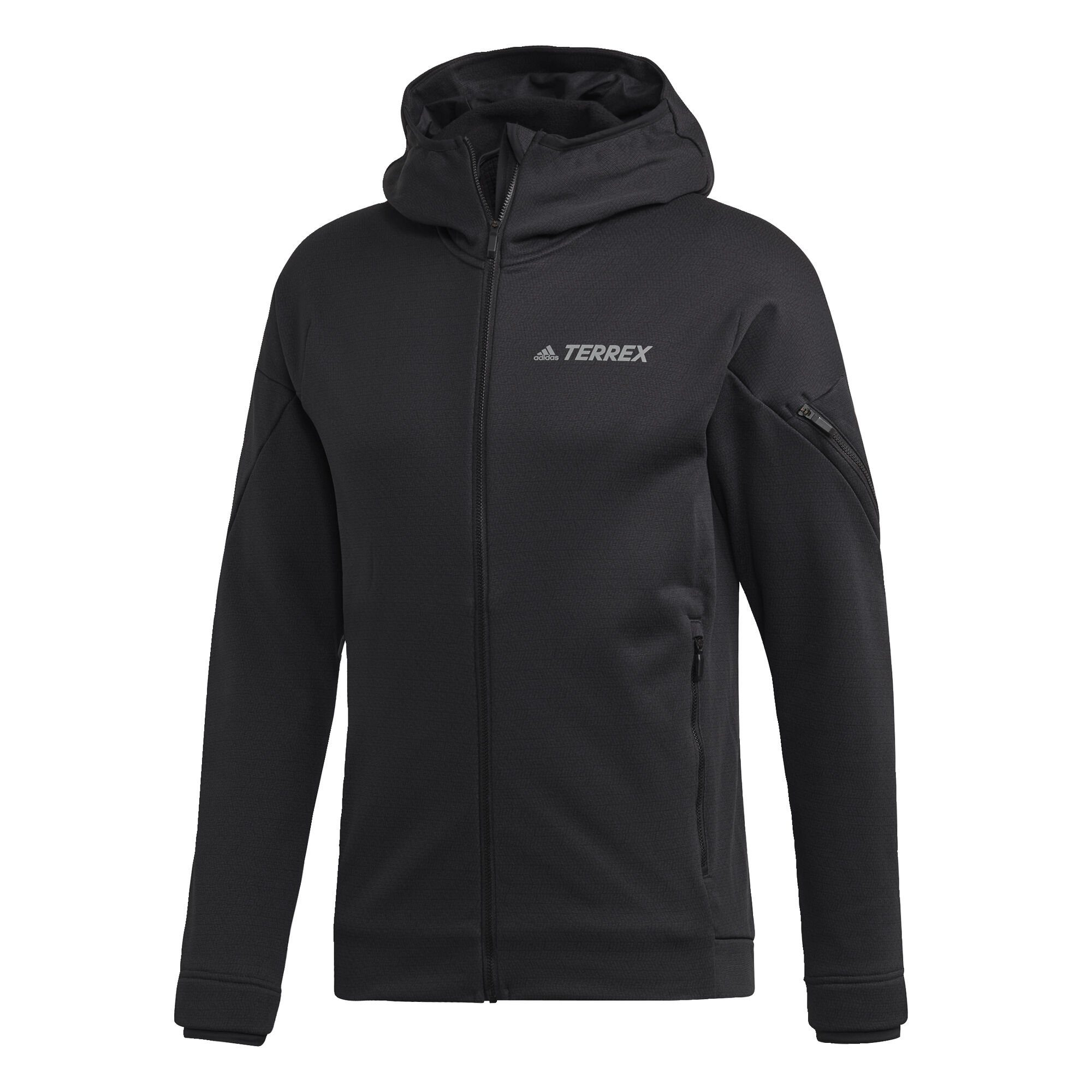 adidas Performance Fleecejacke »Climaheat Hooded Fleece Jacket« online kaufen | OTTO