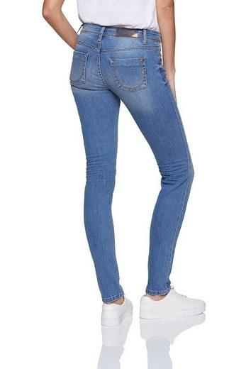 BLUE FIRE Jeans mit schmalem Beinverlauf »Tyra«