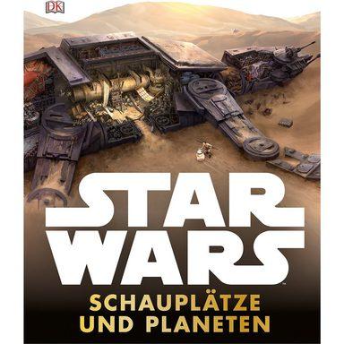 Dorling Kindersley Verlag Star Wars: Schauplätze und Planeten