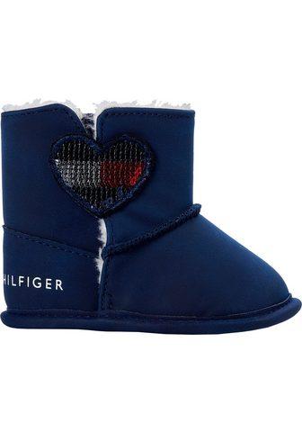 TOMMY HILFIGER Žieminiai batai »Blue«