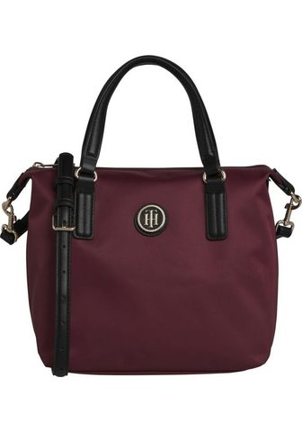 TOMMY HILFIGER Сумка »POPPY SMALL TOTE SOLID&la...