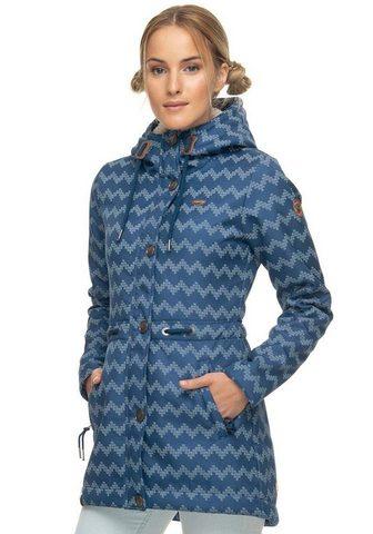 Пальто короткое »HALINA ZIG ZAG&...