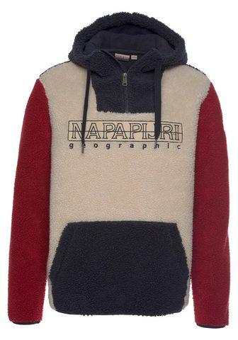 NAPAPIJRI Sportinio stiliaus megztinis
