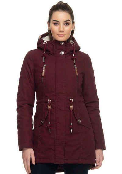 Rote Winterjacke online kaufen | OTTO