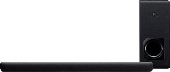 Yamaha YAS-209 2 Soundbar (Bluetooth, WLAN (WiFi), 200 W, mit Sprachsteuerung)