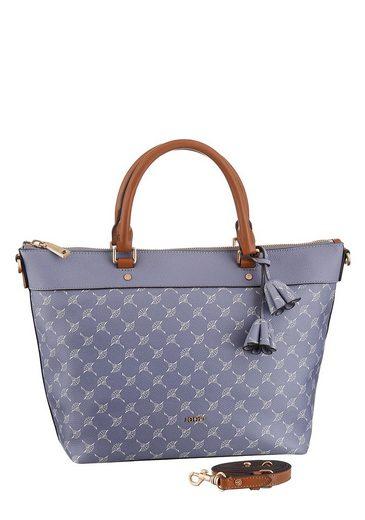 Joop! Henkeltasche »cortina thoosa handbag lhz«, mit Tabletfach und goldfarbenen Details