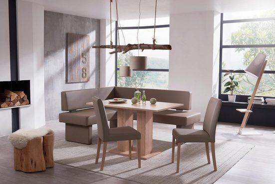 Eckbankgruppe »Fontana«, modernes, zeitloses Design
