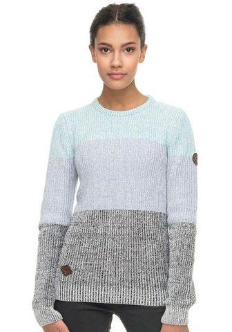 Пуловер с круглым вырезом »GEBBA...