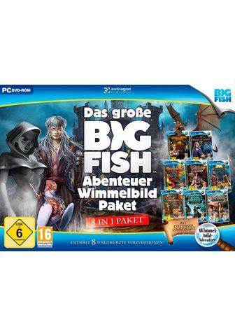 ASTRAGON Das große Big Fish Abenteuer Wimmelbil...