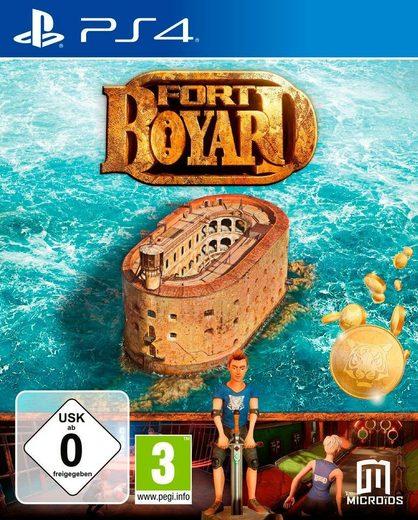 Fort Boyard PlayStation 4