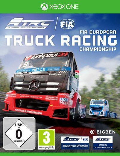 FIA Truck Racing Championship Xbox One