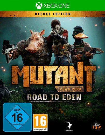 Mutant Year Zero: Road to Eden - Deluxe Edit. Xbox One